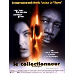 Affiche Le Collectionneur (avec Morgan Freeman et Ashley Judd)