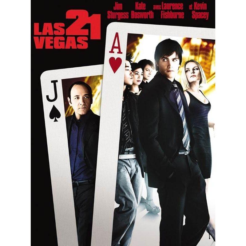 Affiche Las Vegas 21 (avec Jim Sturgess et Kevin Spacey)