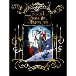 Affiche L'Etrange Noël de Monsieur Jack (de Tim Burton)