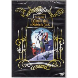 L'Étrange Noël de Monsieur Jack (de Tim Burton) - DVD Zone 2