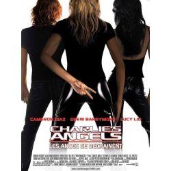 Affiche Charlie's Angels : Les anges se déchaînent (avec Cameron Diaz)