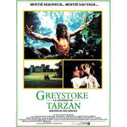 Affiche Greystoke, la légende de Tarzan (de Hugh Hudson)