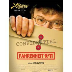 Affiche Fahrenheit 9/11 (de Michael Moore)