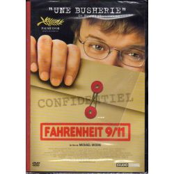 Fahrenheit 9/11 (de Michael Moore) - DVD Zone 2