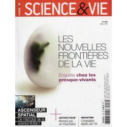 Science & Vie n° 1218 - Les nouvelles frontières de la Vie : Les presque-vivants