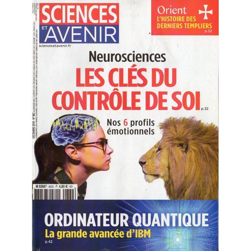 Sciences et Avenir n° 862S - Neurosciences : les clés du contrôle de soi.
