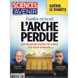 Sciences et Avenir n° 863 - L'Arche perdue : Fouilles en Israël
