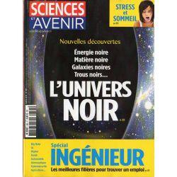 Sciences et Avenir n° 865 - L'Univers Noir, nouvelles découvertes