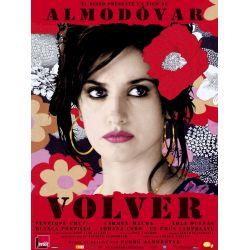 Affiche Volver (de Pedro Almodovar)