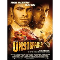 Affiche Unstoppable (avec Denzel Washington)