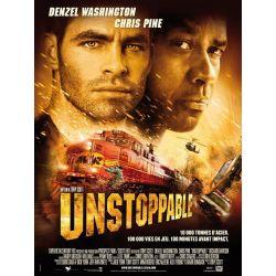 Affiche Unstoppable (avec Denzel Washington)