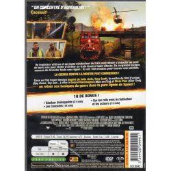 Unstoppable (avec Denzel Washington) - DVD Zone 2