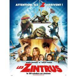 Affiche Les Zintrus (avec Kevin Nealon et Robert Hoffman)