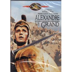 Alexandre Le Grand (de Robert Rossen) - DVD Zone 2