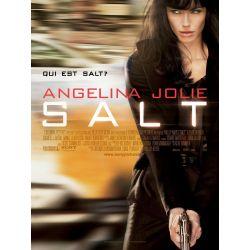 Affiche SALT (avec Angelina Jolie)