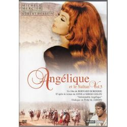 Angélique et le Sultan (avec Michèle Mercier & Robert Hossein) - DVD Zone 2