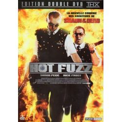 Hot Fuzz (de Edgar Wright) - DVD Zone 2