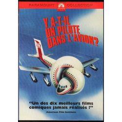 Y a-t-il un pilote dans l'avion ? (de Jim Abrahams, David et  Jerry Zucker) - DVD Zone 2