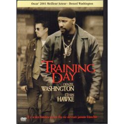 Training Day (avec Denzel Washington) - DVD Zone 2