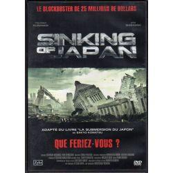 Sinking of Japan (de Shinji Higuchi) - DVD Zone 2