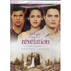 Twilight - Chapitre 4 : Révélation, 1ère partie (de Bill Condon) - DVD Zone 2