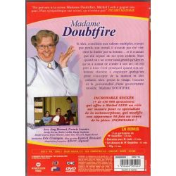 Madame Doubtfire (avec Michel Leeb) - DVD Zone 2