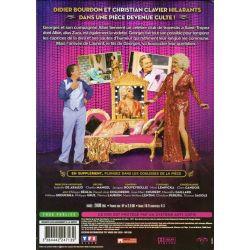 La Cage aux Folles (avec Christian Clavier & Didier Bourdon) - DVD Zone 2