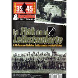 Magazine 39-45 n° 4H - La Flak de la Leibstandarte