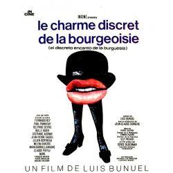 Affiche Le charme discret de la bourgeoisie (de Luis Buñuel)