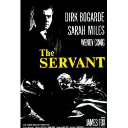Affiche The Servant (de Joseph Losey)