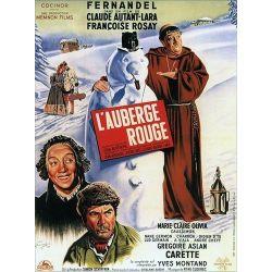 Affiche L'Auberge Rouge (de Claude Autant-Lara)
