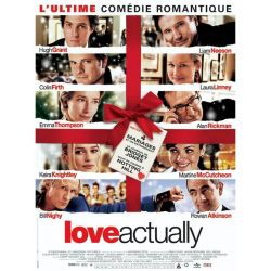 Affiche Love Actually (de Richard Curtis)
