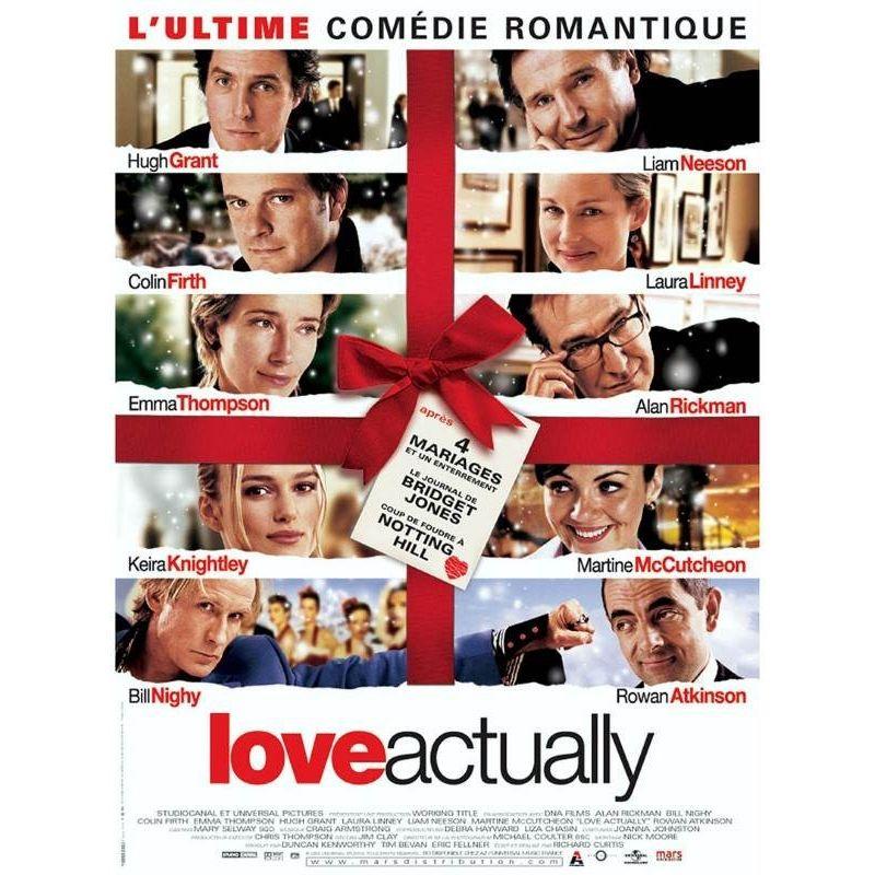 Affiche Love Actually (de Richard Curtis)