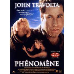 Affiche Phénomène (avec John Travolta)