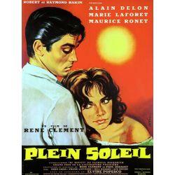 Affiche Plein Soleil (de René Clément)
