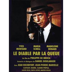 Affiche Le Diable par la Queue (de Philippe de Broca)