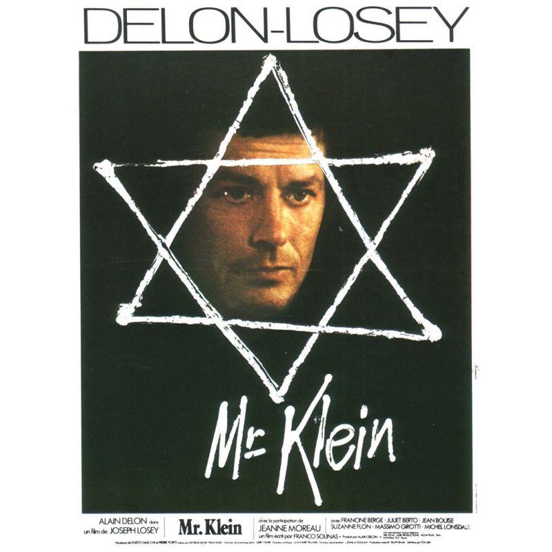 Affiche Mr Klein (de Joseph Losey)
