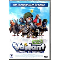 Vaillant, pigeon de combat - DVD Zone 2