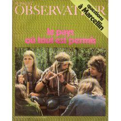 Le Nouvel Observateur n° 347 - 5 juillet 1971 - Le Pays où tout est permis