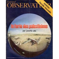 Le Nouvel Observateur n° 305 - 14 septembre 1970 - La Furie des Palestiniens