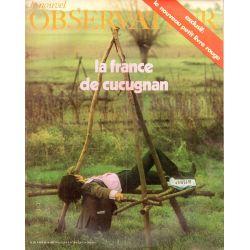 Le Nouvel Observateur n° 291 - 8 juin 1970 - La France de Cucugnan