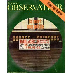 Le Nouvel Observateur n° 286 - 4 mai 1970 - La mort des petits