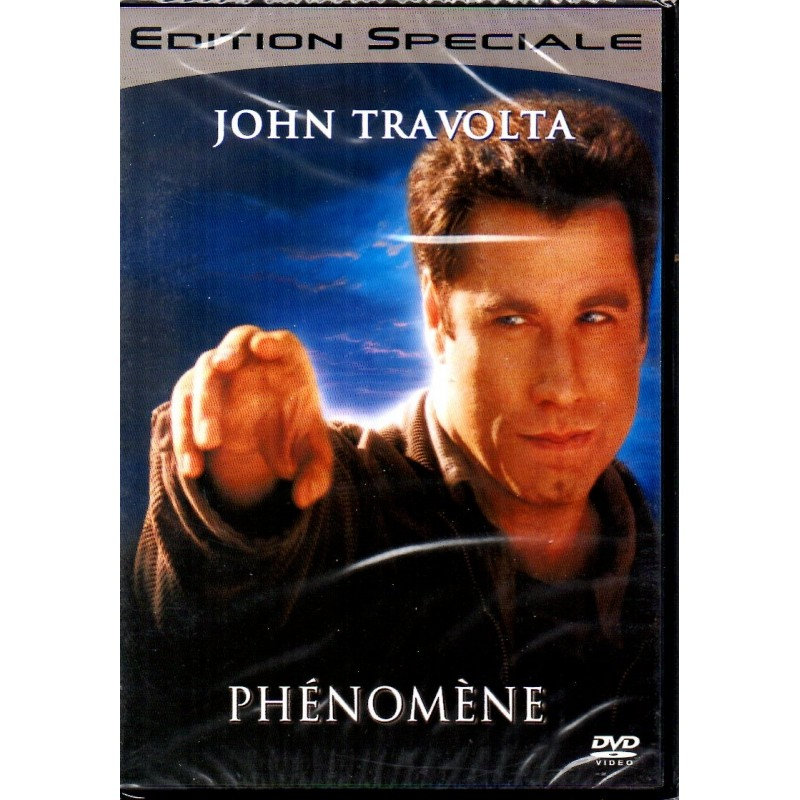 phenomene john travolta