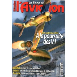 Le Fana de l'Aviation n° 540 - A la poursuite des V1