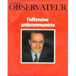 Le Nouvel Observateur n° 265 - 8 décembre 1969 - L'offensive anticommuniste