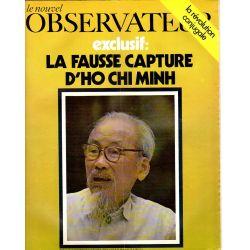 Le Nouvel Observateur n° 253 - 15 septembre 1969 - La fausse capture d'Ho Chi Minh