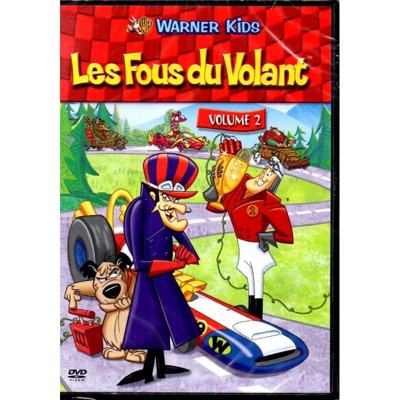 Les Fous du Volant - DVD Zone 2