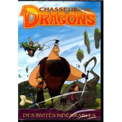 Chasseurs de dragons - Vol. 4 - Des invités indésirables - DVD Zone 2