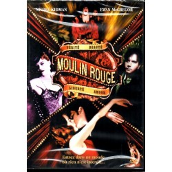 Moulin Rouge - DVD Zone 2