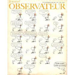 Le Nouvel Observateur n° 216 - 30 décembre 1968 - 1968, l'année de mai et de Prague